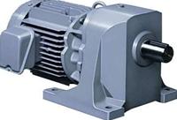 日立産機システム GA32-040-100B ギヤードモータ GAシリーズ(横型・ブレーキ付)