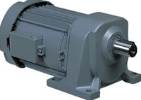 日立産機システム CA19-020-15 ギヤードモータ CAシリーズ(横型)