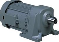 日立産機システム CA19-020-15B ギヤードモータ CAシリーズ(横型・ブレーキ付)