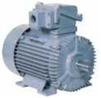 日立産機システム TFOXX-K 2.2KW 4P 200V 三相モータ ザ・モートル 耐圧防爆型 (全閉外扇型)