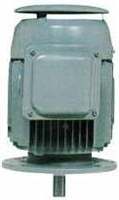 日立産機システム VTFOX-K 0.75KW 4P 200V 三相モータ ザ・モートル 安全増防爆型 (全閉外扇型 立型)