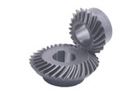 KHK 小原歯車工業 MBSA5-1545L 完成まがりばかさ歯車