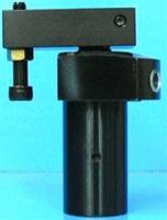 角田興業株式会社 No.KSCU-20L 油圧スイングクランプ 上フランジ型 (左旋回)