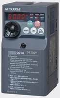 三菱電機 FR-D720 0.2kw インバータ FREQROL-D700シリーズ