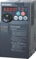 三菱電機 FR-E710W 0.1kw インバータ FREQROL-E700シリーズ