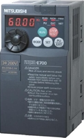 三菱電機 FR-E740 2.2kw インバータ FREQROL-E700シリーズ
