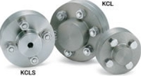 NBK 鍋屋バイテック KCL-140 フランジ形固定軸継手