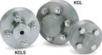 NBK 鍋屋バイテック KCL-160 フランジ形固定軸継手
