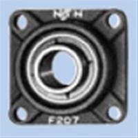 NTN 角フランジ形ユニット 給油式 UCF217D1