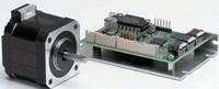 シナノケンシ CSA-UB56D1D 5相角駆動マイクロステップドライバセットステッピングモーター 両軸タイプ(取付56.4mm)