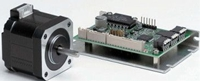 シナノケンシ CSA-UB60D5D 5相角駆動マイクロステップドライバセットステッピングモーター 両軸タイプ(取付60mm)