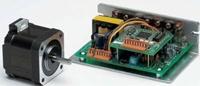 シナノケンシ CSA-UC60D5D 低振動騒音マイクロステップドライバセットステッピングモーター 両軸タイプ(取付60mm)