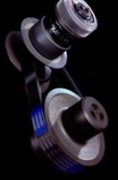 酒井製作所 S-3136 無段変速機用変速ベルト