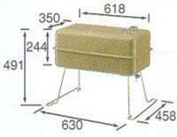 サンポット ST-40S-2 屋内据置型オイルタンク(38L)