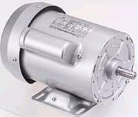 東芝 FCKLKBS8-4P-0.4kw 200V 三相モータ (全閉外扇・SBDブレーキ付)フランジ取付
