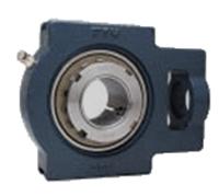FYH 日本ピローブロック UKT312C テークアップ形ユニット テーパ穴・鋼板カバー付き(貫通形)