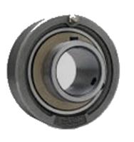 FYH 日本ピローブロック UCC319 カートリッジ形ユニット 円筒穴(止めねじ付き)