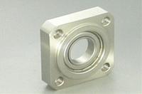 MIYOSHI 小西製作所 BSIS-6206ZZ ベアリングホルダーセット(インロー止め輪タイプ四角型)