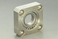 MIYOSHI 小西製作所 BSRS-6005ZZ ベアリングホルダーセット止め輪タイプ四角型