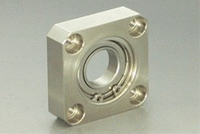 MIYOSHI 小西製作所 BSRS-6007ZZ ベアリングホルダーセット止め輪タイプ四角型