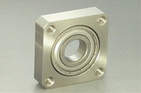 MIYOSHI 小西製作所 BSS-6007ZZ ベアリングホルダーセット直接取付タイプ四角型