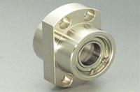 MIYOSHI 小西製作所 DEIM-6007ZZ ベアリングホルダーセット(止め輪付インローダブルタイプ楕円型)