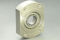 MIYOSHI 小西製作所 BEIS-6007ZZ ベアリングホルダーセット(インロー止め輪タイプ楕円型)