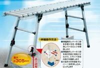 寺内製作所 BRA-3807 ブリッジコンベヤ ローラー径38.1mm