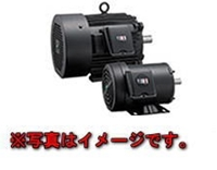 富士電機 MLU1107B-6 1.5kW-6P 三相200V プレミアム効率モータ (全閉外扇形 足取付形 屋外形)