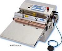 富士インパルスV-460-5W 卓上型 ノズル式脱気シーラー 標準タイプ