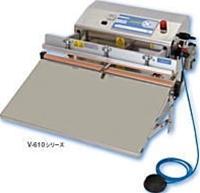 富士インパルスV-610-10 卓上型 ノズル式脱気シーラー 標準タイプ