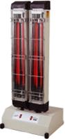 ナカトミ (NAKATOMI) IFH-20TP 遠赤外線電気ヒーター 三相200V 50/60Hz