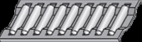 NTN リニアフラットローラ BF5032/1000