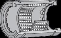 NTN リニアボールベアリング KD80110100LL/3AS ストローク形