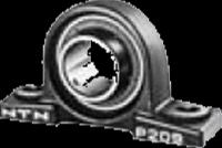 NTN 鋳鉄製ピロー形ユニット UCP216 円筒穴形