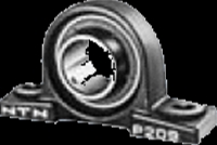 NTN 鋳鉄製ピロー形ユニット UCP312 円筒穴形