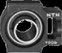 NTN 鋳鉄製テークアップ形ユニット UCT217 円筒穴形