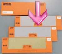 岩田製作所 シム&スペーサー CUZNP0025N シムプレート粘着剤付 真鍮 5枚