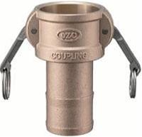 最新作の 小澤物産 レバーカップリング OZ-C-BR-3 (80A) ホースシャンクカプラー 小澤物産 ブロンズ ブロンズ【当商品のご購入は別途送料1,728円が必ず掛かります OZ-C-BR-3】, BEARS MART:65e232c7 --- bucketsandspades.co.uk
