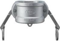 小澤物産 レバーカップリング OZ-DC-SUS-4 (100A) ダストキャップ ステンレス 【当商品のご購入は別途送料1,728円が必ず掛かります】