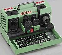 ホータス (HOTAS) DG-1MF 卓上型ドリル研磨機 円錐型研磨・3段カットハイス用