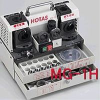ホータス (HOTAS) MG-1H 卓上型エンドミル研磨機 ハイス用 (CBN砥石附属)