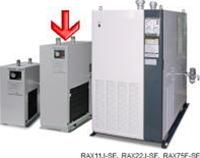 オリオン機械 RAX22J-SE 冷凍式エアードライヤー 空冷式 高温入気対応型 三相200V