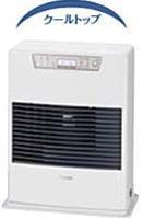 品質検査済 点火まで約100秒 サンポット FF-5210TL バーゲンセール FF式石油暖房機 温風