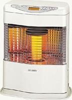 サンポット FFR-384BL(W)ホワイト FF式石油暖房機 カベック