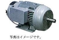 日立産機システム TFO-LKK 7.5KW 4P 200V HBAブレーキ付 三相モータ ザ・モートルNeo100 Premium (全閉外扇型 脚取付)