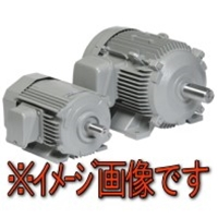 日立産機システム VTFO-LKK 22KW 4P 200V 三相モータ ザ・モートルNeo100Premium (全閉外扇型 立型フランジ取付)