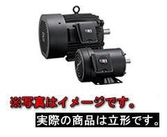 富士電機 MLU1184C-4 18.5kW-4P-400V プレミアム効率モータ (全閉外扇形 フランジ取付形)