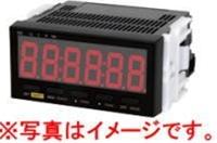 日本電産シンポ DT-501FA-FVT-BCD パネル型デジタル回転速度計