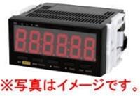 日本電産シンポ DT-501XA-FVT-BCD パネル型デジタル回転速度計 還暦祝 特価 音楽会 通夜 誕生日 新居祝い